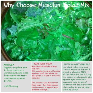 healthy eating tips salad image