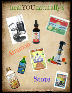 healYOUnaturally's 100 Superfoods Safe Organic Clean Products