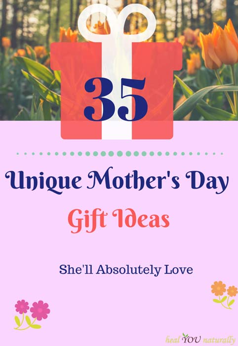 Mother's Day Gift Ideas gits for mom