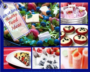 4th of July Healthy Food Recipes