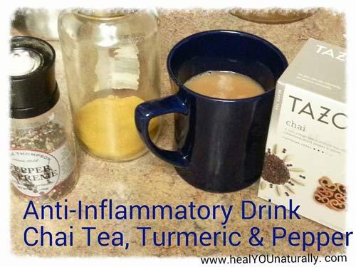 Chai Tea Golden Milk Recipe