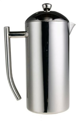 Christmas Presents Stainless Steel French Press, 36 Ounce