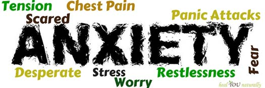 anxiety symptoms and natural anxiety remedies