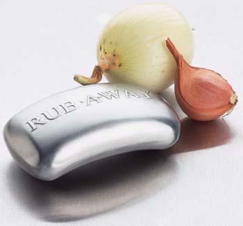 healthy Christmas Presents Rub away odor bar