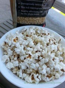 Why Microwave Popcorn Maybe Making You Sick + Homemade Organic Popcorn Recipe