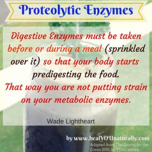 New Evidence Reveals The Importance of Digestive Enzymes in Your Diet