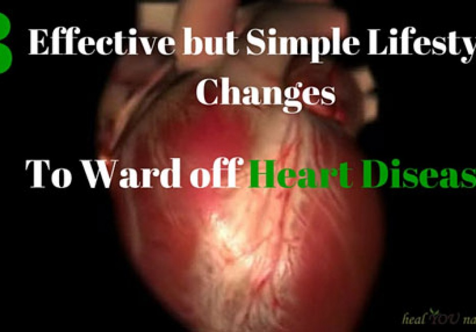 8 Simple Lifestyle Changes To Ward off Cardiovascular Disease