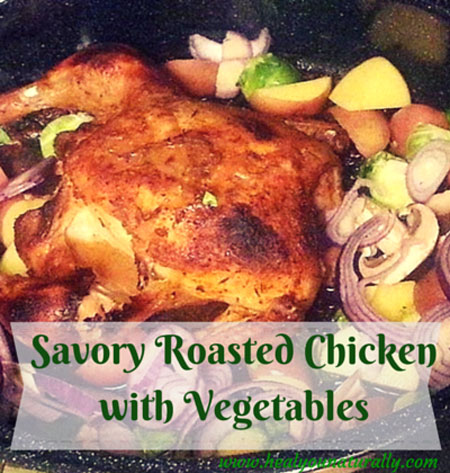 Savory-Easy-Roasted-Chicken
