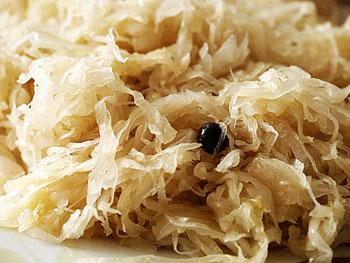 sauerkraut fermented foods probiotics