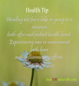 Health Tip: Lower Inflammation By Doing This