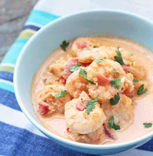 Brazilian Shrimp Stew Easy Fall Dinner