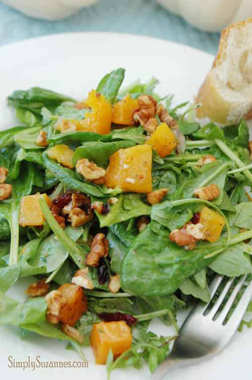 roasted-buttenutsquash-salad