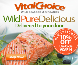 Salmon coupon 10 off