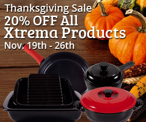 safe cookware coupon thanks giving