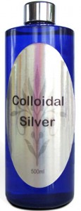 Colloidal Silver Helps Improve Antibiotic's Effectiveness