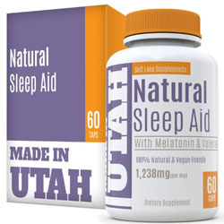 Christmas Gifts Ideas Natural Sleep Aid