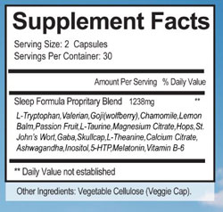 Christmas Gifts Ideas natural sleep aid ingredients