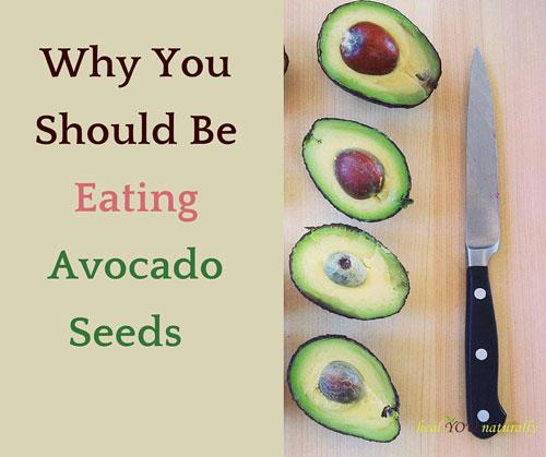benefits of eating avocado seeds