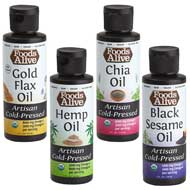 Artisan cold pressed healthy oils Christmas gift ideas