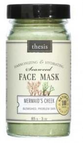 Organic Face Mask Seaweed Christmas presents 2015