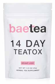 Bea Tea weight loss detox last minute gift ideas