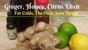 colds the flu sore throat natural remedies