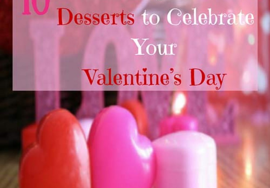 10 Quick and Easy Paleo Valentine's Day Desserts