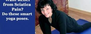 relief from sciatica yoga poses