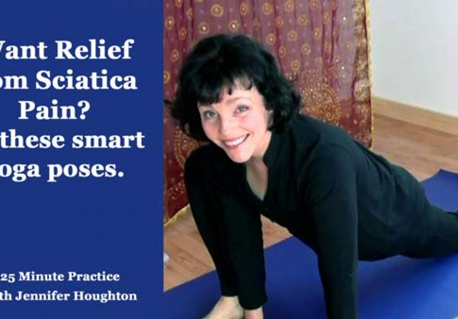 Want Relief From Sciatica Pain? Do These Smart Yoga Poses