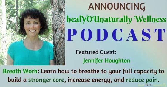 healyounaturally podcast breath work -breathe to full capacity