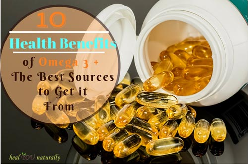 health benefits of omega 3
