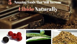 foods that increase libido naturally