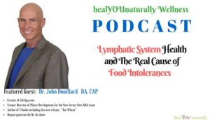 Lymphatic System Health and The Real Cause of Food Intolerances