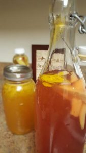 second ferment kombucha home made
