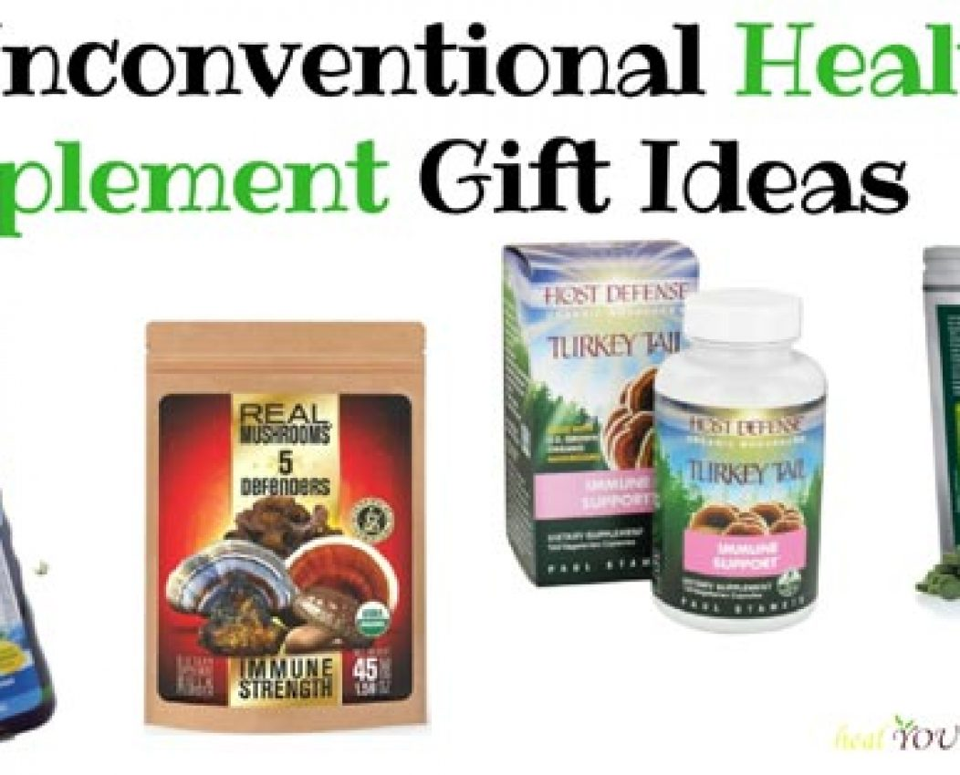 Unconventional Healthy Supplement Gift Ideas