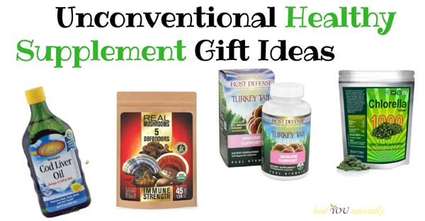 2016 Healthy gift ideas for