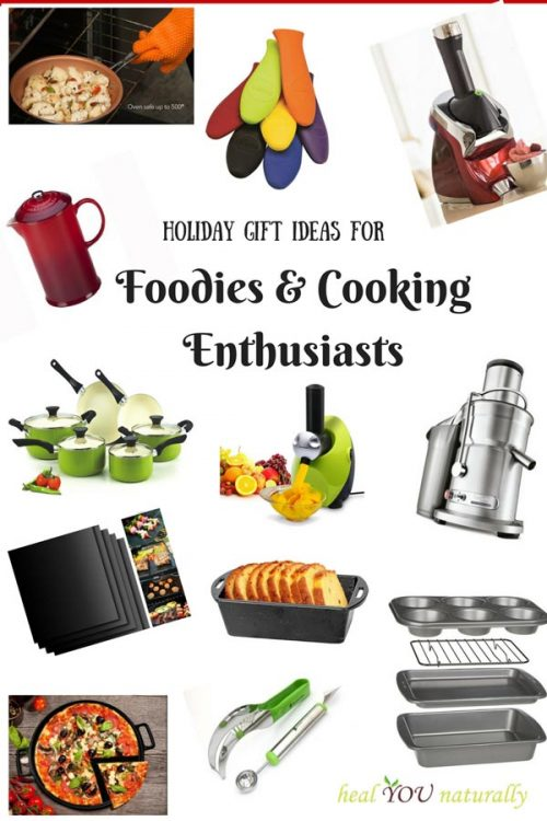 holiday gift ideas for chefs and foodies