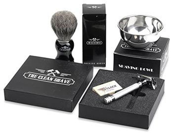 clean shave kit for men gift ideas for men