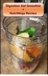 Digestion Aid Smoothie