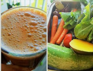 This Juice Reduces Pain with Anti-inflammatory ingredients (Recipe Inside)