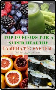 ebook foods for a healthy lymphatic system