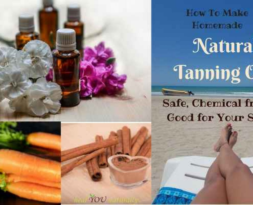 How To Make Homemade Tanning Oil: Safe, Chemical free and Good for Your Skin