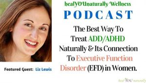 ADD-ADHD-executive functional disorder