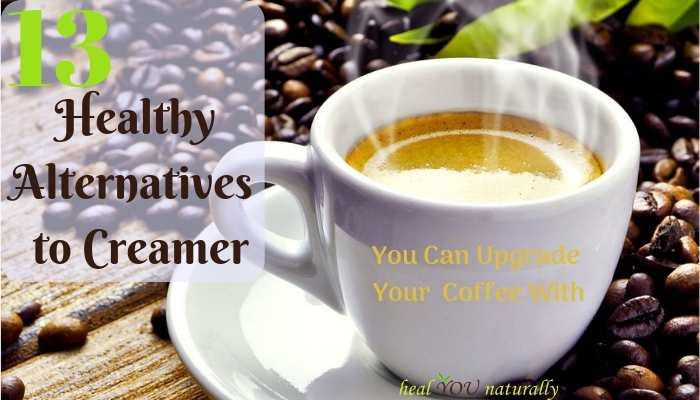 coffee creamer alternatives image
