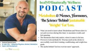 podcast metabolism menses hormones