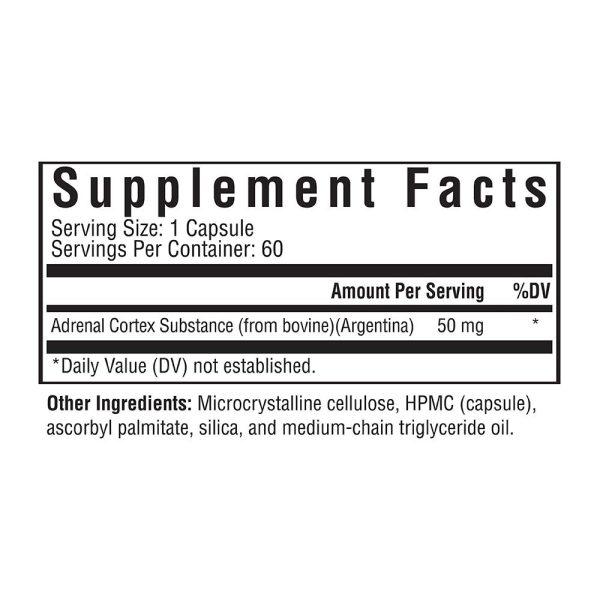 adrenal-cortex-ingredients