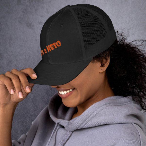 black black hat keto writing side