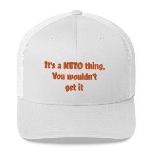 white hat keto lifestyle