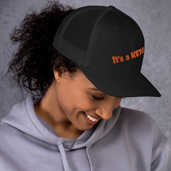 black black hat keto writing