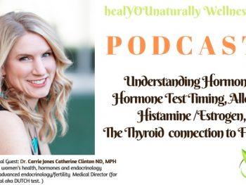 podcast 20 hormones estrogen